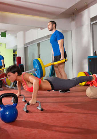 71% off at CrossFit 695