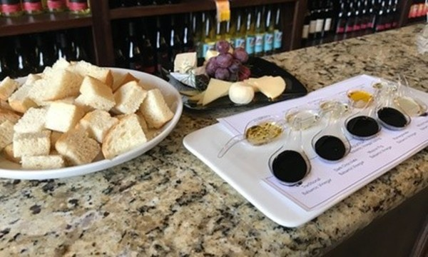 Up to 59% Off Cheese Tasting at Oak Mountain Winery