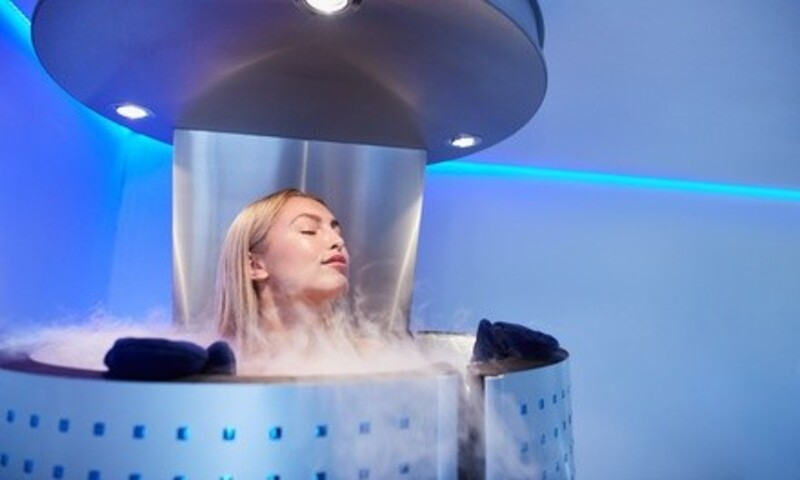 One or Three Whole-Body Cryotherapy Sessions at Restore (Up to 52% Off)
